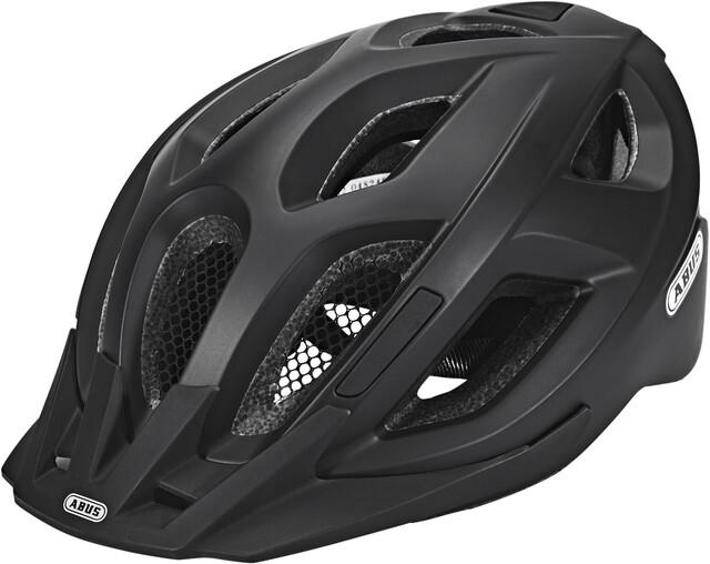 ABUS Aduro 2.0 Kask rowerowy, velvet black